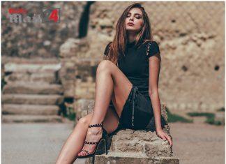 Diana Babyna, Tough and charming as a diamond