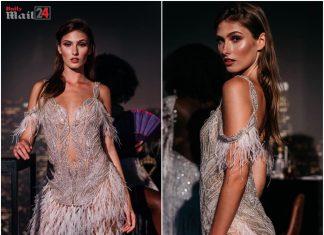 Venice Fashion & Film represents 'Brand/Ledea dress'