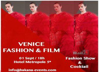 Venice Fashion & Film