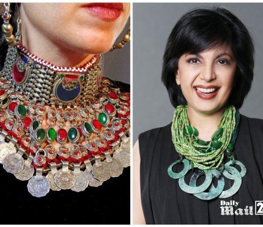 Tribal Jewelry onMona Shroff'spoint of view