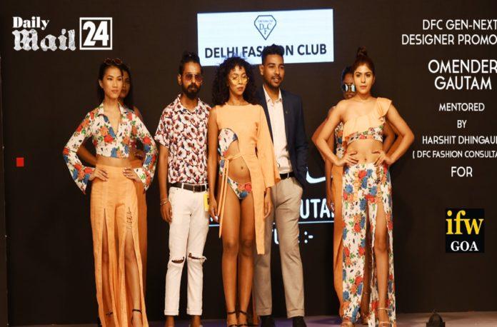 Delhi Fashion Club Promotes Sustainable Fashion & Handlooms at IFW Goa