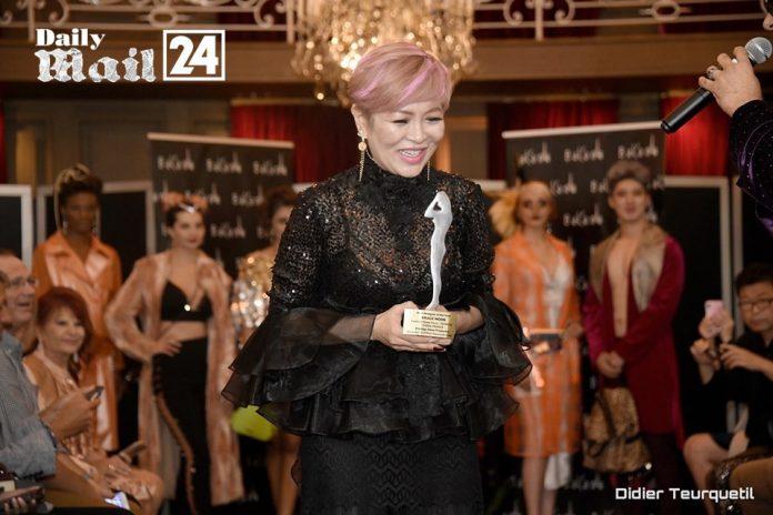 Grace Moon International Fashion Designer