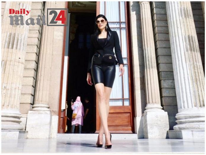 Supermodel Sandra Žemaitytė truely deserves Bollywood spotlight
