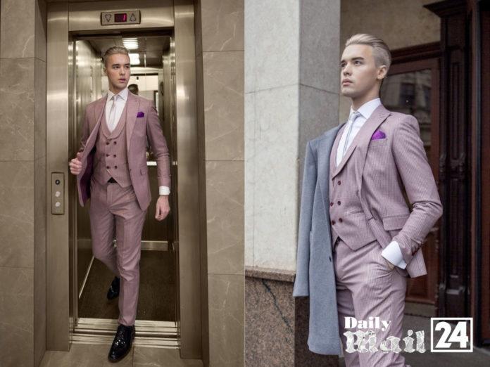Artem Timchenko, International model & world beauty pageant coach