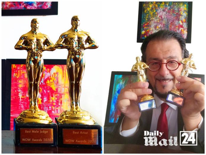 Alain Zirah Best Artist 2020