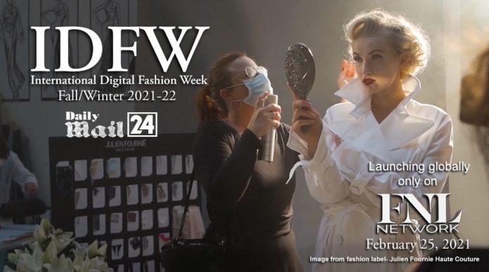 International Digital Fashion Week Fall/Winter 2021-22