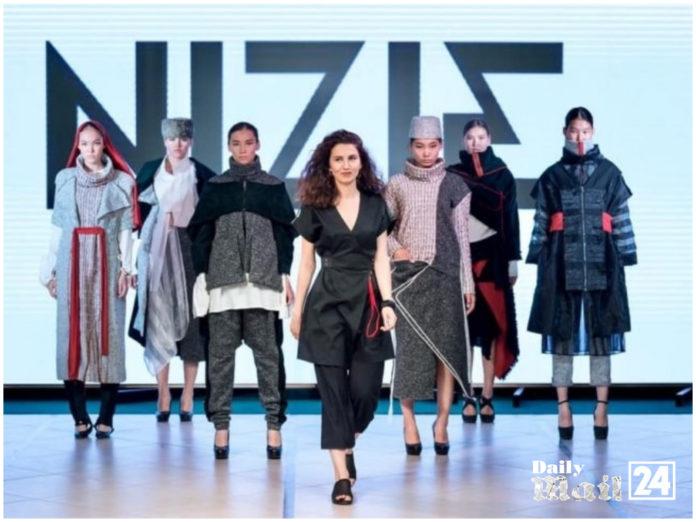 NIZIE the most famous Crimean Tatar fashion designer