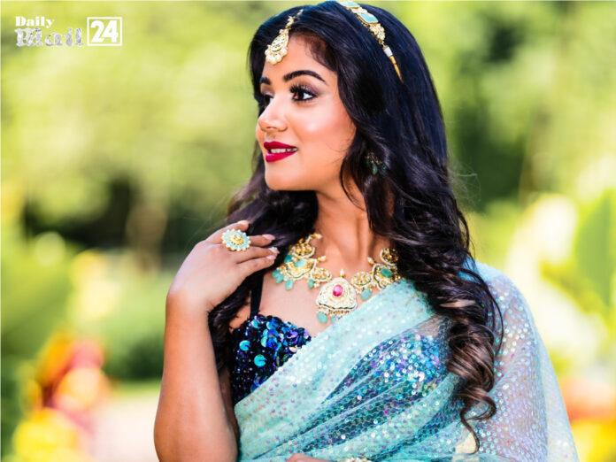 Shraddha Malandkar successful makeup artist association with Designer Dream Collection
