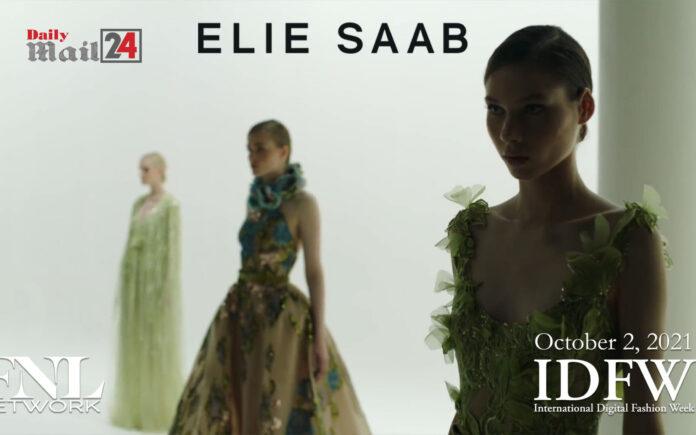 International Digital Fashion Week (IDFW) SS 2022