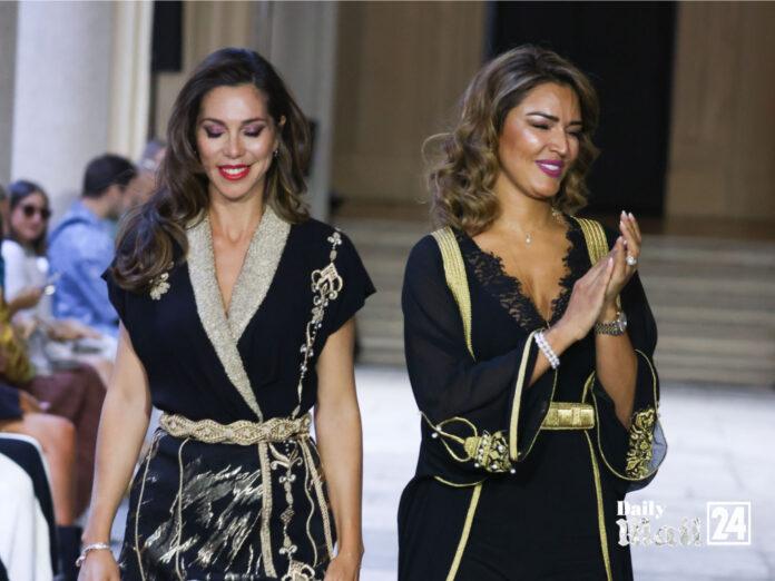 An Oriental Breeze Blows Over Milan Fashion Week