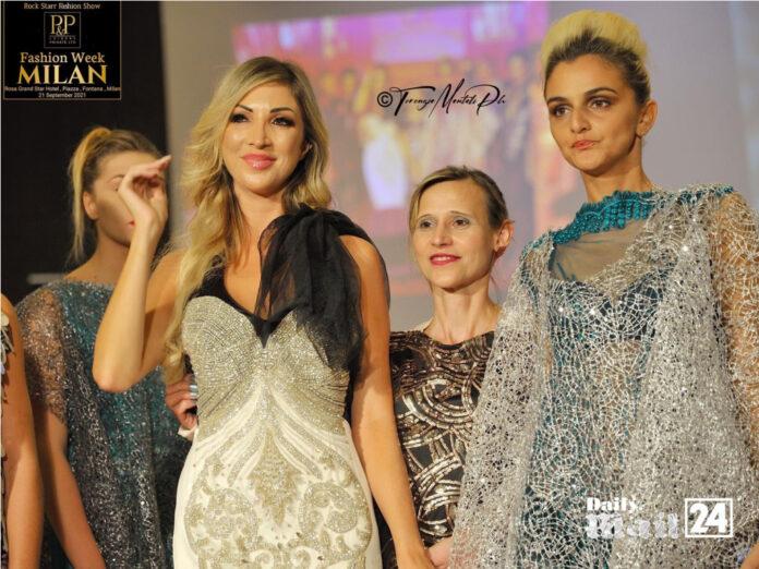 Rock Starr Fashion Show Milan Italy